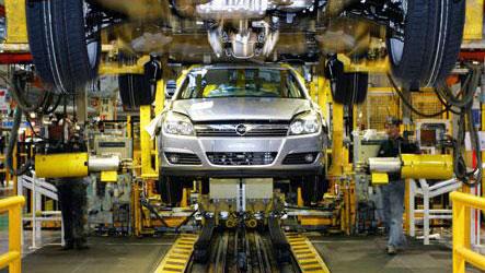 El sector de la automoción. La producción de vehículos en España