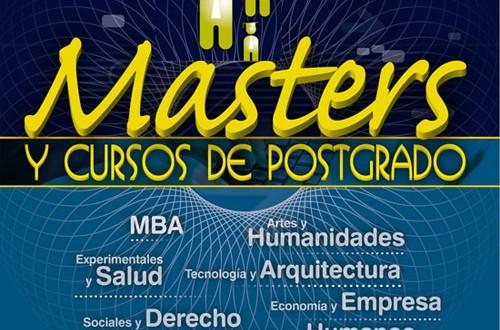 Los masters oficiales de postgrado. La adaptación de las escuelas de negocio a la declaración de Bolonia